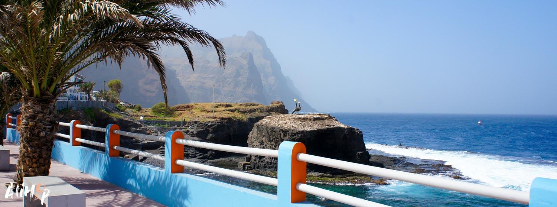 Cap-Vert : Santo Antao #1